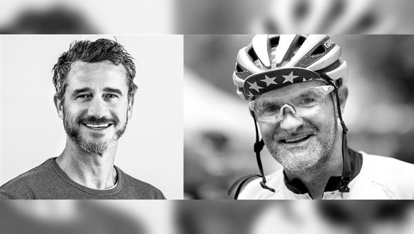 """Josh Welz (links) übergibt die Chefredaktion der """"Bike"""""""