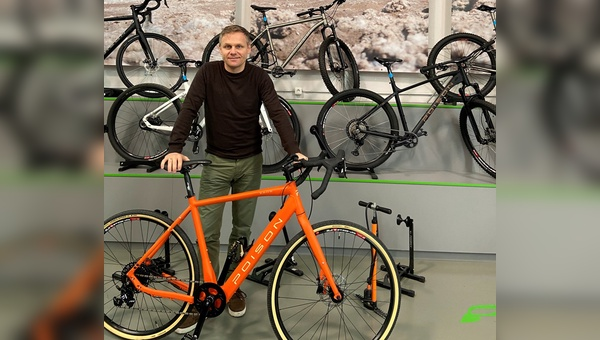 Thomas Wiesel ist neuer Inhaber der Poison Bikes GmbH
