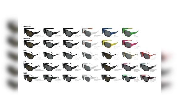 Das komplette POC-Sonnenbrillen-Sortiment im Überblick