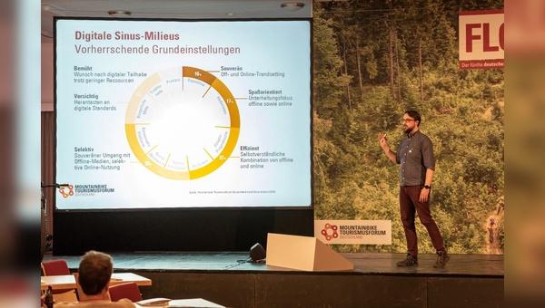 Der kommende Deutsche Mountainbike Tourismuskongress findet digital statt.