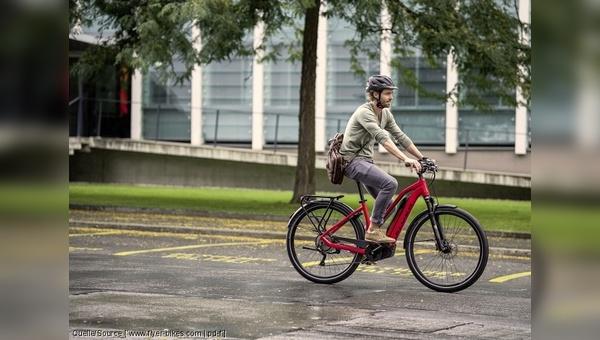 Die Zahl der Elektrofahrräder in deutschen Haushalten ist stark gestiegen.