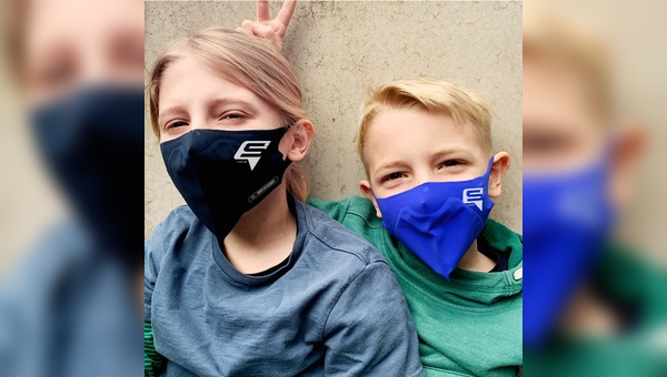 Juniorcare-Schutzmasken