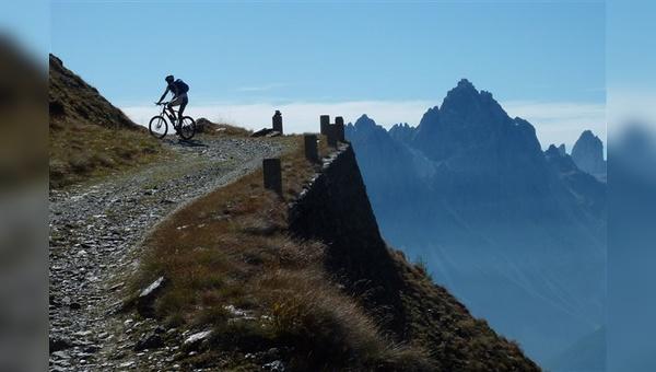 Mit dem Stoneman können Mountainbiker sich untereinander messen, ohne dabei in das feste Termin-Korsett etwas einer Marathonveranstaltung gebunden zu sein.