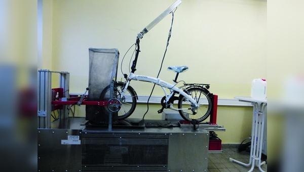 Ökotest stellte Falträder auf den Prüfstand