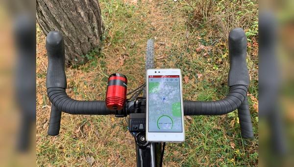 Die neue Fazua-App für das Smartphone.
