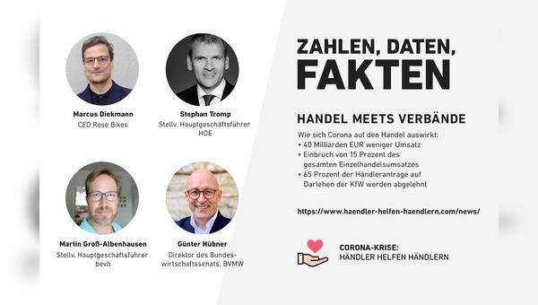 Handelsverbände im Digital-Talk