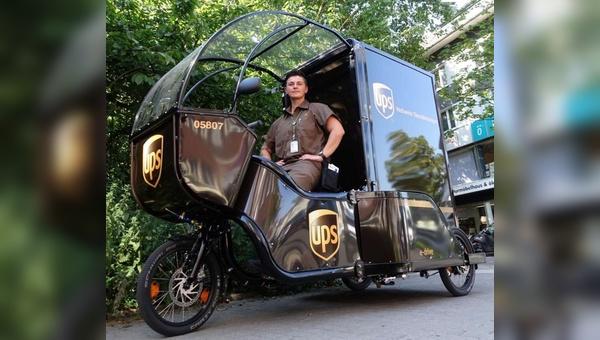 UPS ist einer der wichtigsten Kunden von Rytle.