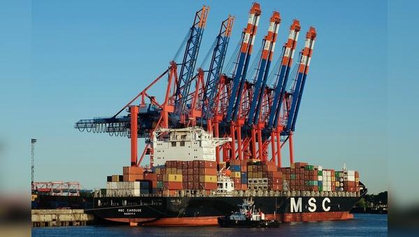 Der Lieferfluss aus Asien nach Europa ist weiterhin gestört.