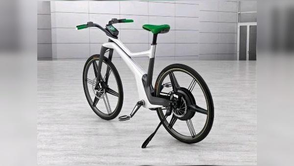 In Paris noch als Studie vorgestellt - das E-Bike von Smart