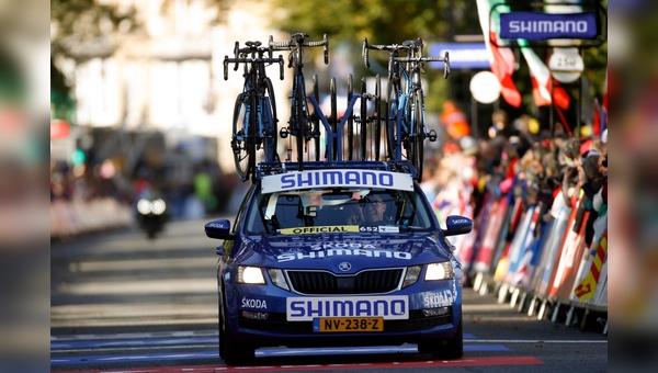 Shimano ist gut in Fahrt - auch wirtschaftlich.