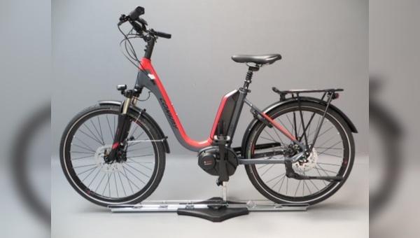 Neuer Pedaladapter speziell für die E-Bike-Präsentation