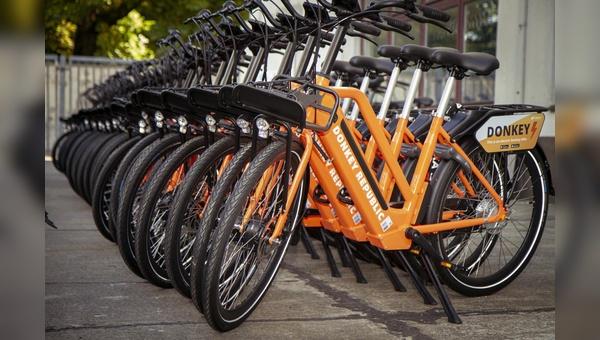 Künftig können die Räder auch wochenweise ausgeliehen werden.