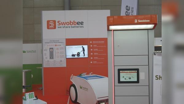 GreenPack präsentierte in Hannover eine neue Marke.