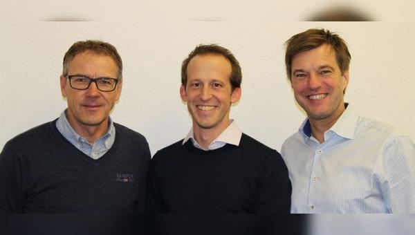 Künftig mit einem Dreigestirn in der Geschäftsleitung - Tour de Suisse Rad AG