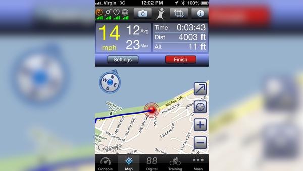 Neue Version 2.3 von BikeBrain ist erhältlich
