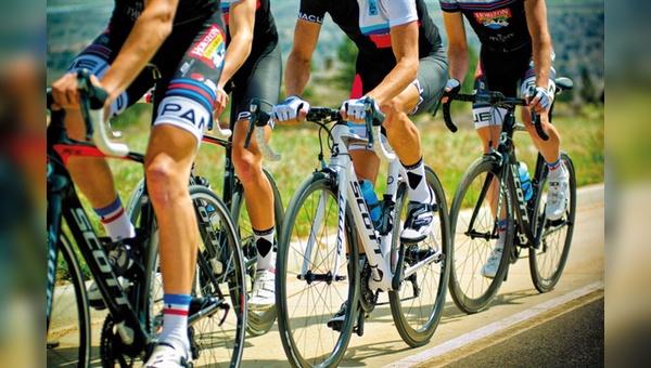 Die Leistung auf dem Fahrrad lässt sich mit dem Wattmesser am genauesten bestimmen.