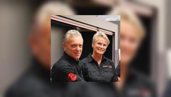 Klaus Peter und Jutta Thaler
