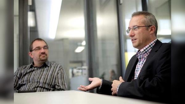 Kurt Schär und Herbert Ottenschläger sind Pioniere nicht nur im E-Bike-Business, sondern auch beim Cross-Marketing.