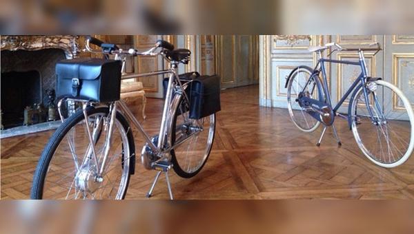 Im edlen Ambiente der italienischen Botschaft in Paris wurde vor wenigen Tagen die neue Linie Veloplus von Velorapida vorgestellt.