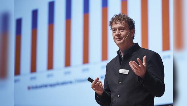 Sven Bauer auf dem Battery Experts Forum