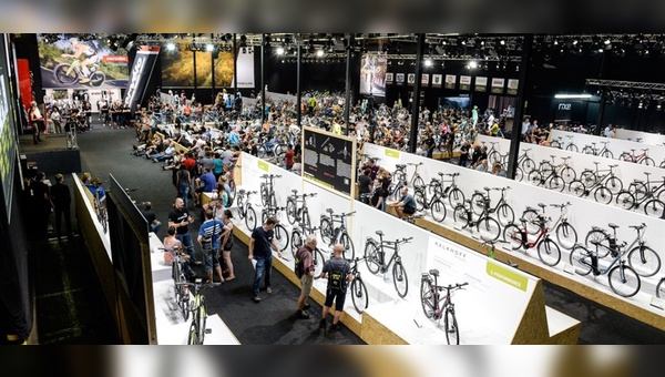 Insgesamt 500 neue Fahrradmodelle waren in Cloppenburg zu sehen