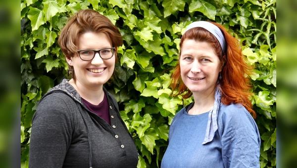 Die neuen Marketing-Frauen: Katrin Brünger (links) und Insa Heinzelmann-Krämer (rechts).