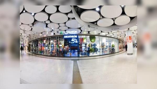 Connect-Stores besitzen eine wesentlich kleinere Verkaufsfläche.