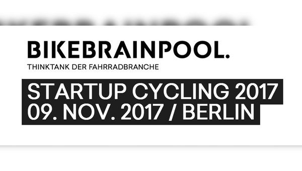 Startup Cycling 2017 Konferenz