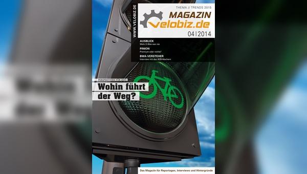 velobiz.de Magazin Ausgabe 4-14