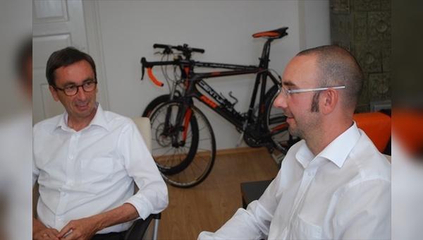 Andreas Lübeck und Ulf C. Blume bieten auf der Eurobike wieder zwei interessante Seminare.