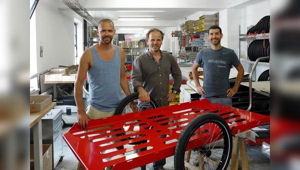Neuzugänge: Maruan Attia, David Schwegeler und Paul Lowitz