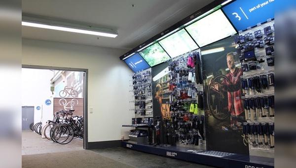 Die Kollektionen von BBB Cycling und Gazelle gibt es ab sofort unter einem Dach in Mönchengladbach.