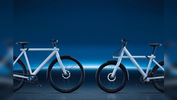 Das Unternehmen konzentriert sich auf zwei E-Bike-Modelle.