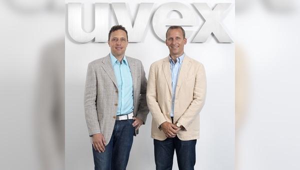 Martin Schamböck (links) und Helge Gützlaff