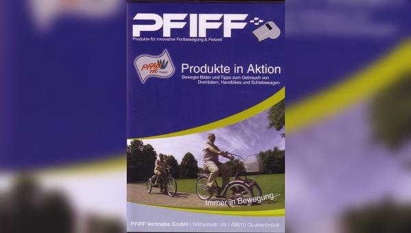 Präsentations-DVD für Händler und Endkunden