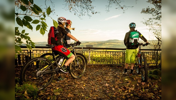 Tourismus- und MTB-Attraktion im Erzgebirge