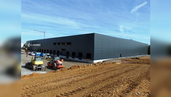 Cube Logistikzentrum
