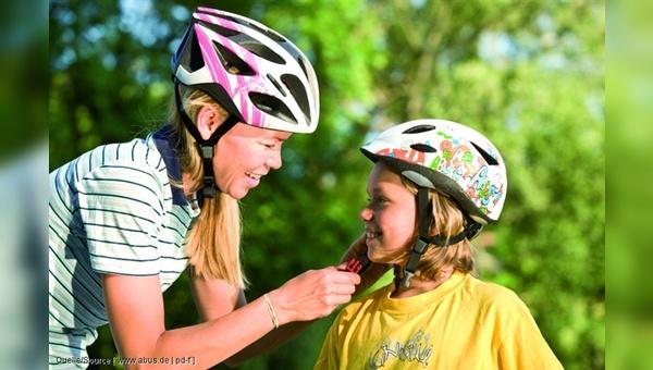 Braucht es eine Helmpflicht für Kinder?