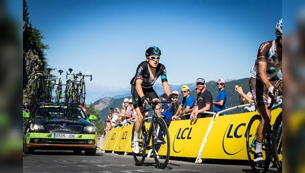 Die Tour de France 2017 mit späten Folgen