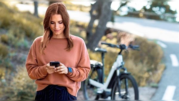 Die Verbindung zum E-Bike wird digital.