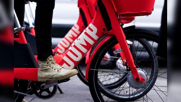 Mindestens 20.000 E-Bikes von Jump wurden inzwischen entsorgt.