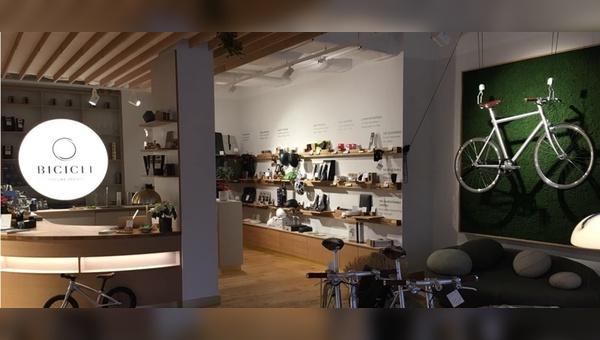 Concept-Stores sind ein Teil der Mobilitätslösungen von Bicicli