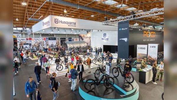 Die Eurobike findet im November statt.