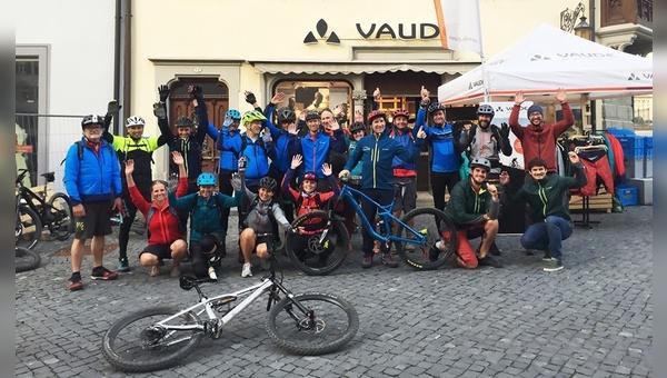 Erfolgreiche Event-Reihe mit Fachhändlern zum Thema Winterbiken.