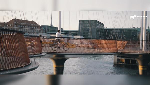 In Kopenhagen wurde kräftig in die Radfahr-Infrastruktur investiert.