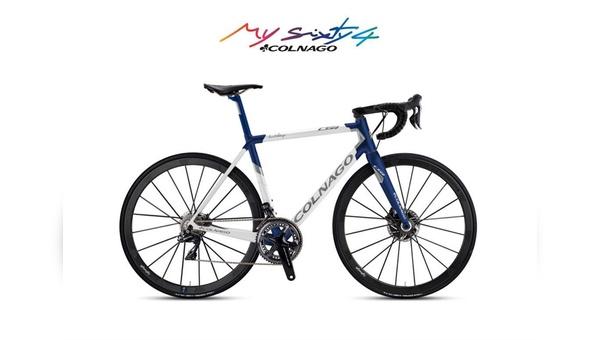 Colnago macht Rennradträume möglich.