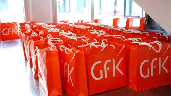 Laut Konsumklima dürften die Einkaufstaschen gut gefüllt werden.
