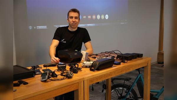 Schulungsexperte Julian Malitzki