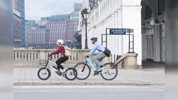 Der Anteil von E-Bikes auf den Straßen Europas steigt weiter an.