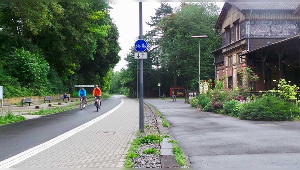 Der Do-it- yourself- Radweg